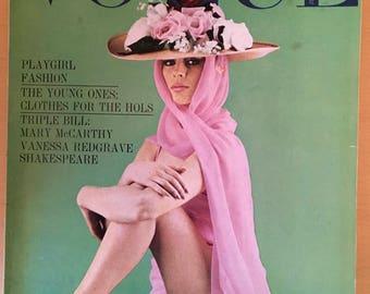 Vogue magazine July 1964