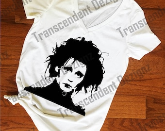 Edward Scissorhands Shirt For Women,  Women Graphic Tee, Edward Scissorhands Shirt, Edward Scissorhands Tee