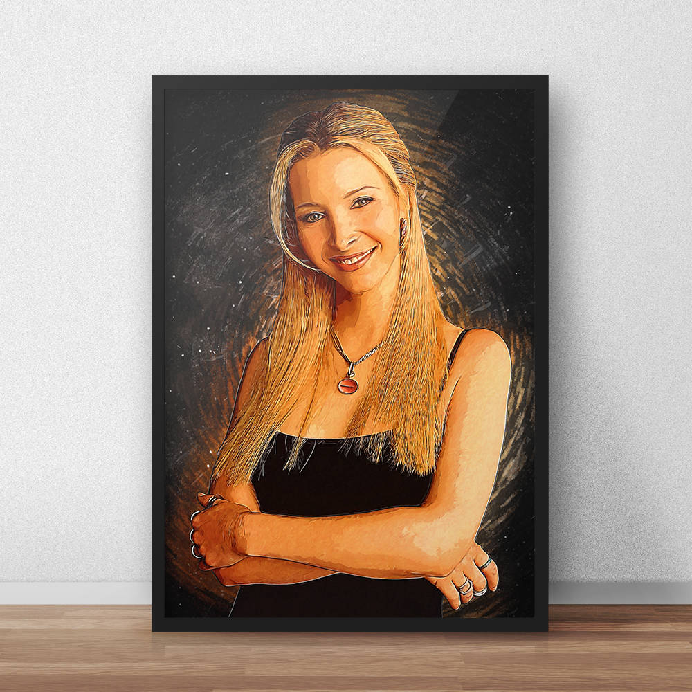 Phoebe Freunde TV-Show Poster