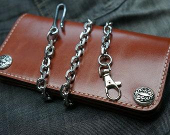 7in Biker/Trucker Long Wallet . / Free shipping within N.America