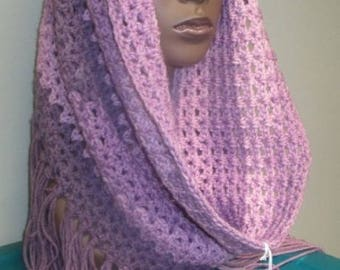 Cowl and Head Wrap