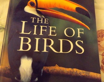 the life of birds david attenborough