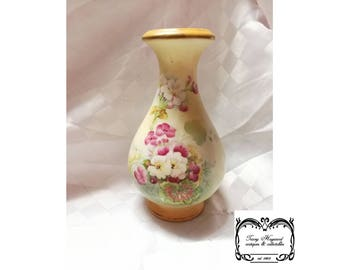 Imperial Windsor Ware Hand Painted vase G.C.