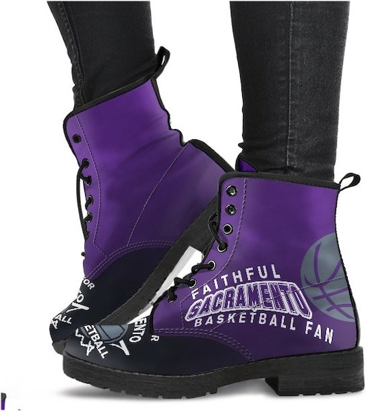 Fan Boots PP BK Kings Sacramento HB 027D Basketball qCUpE7nwx1