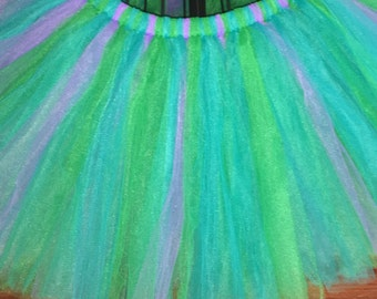 Little Mermaid Ariel Disney Inspired Tutu Running Tutu