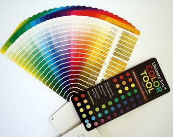 """La charte de couleur """" 3-in-1"""""""