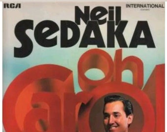 Neil sadarka vinyl oh carol