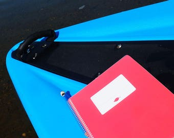 Waterproof, Multimedia journal, stone paper TerraSkin 7x9.5 built for fun, adventure and just being alive