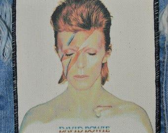 David Bowie Patch