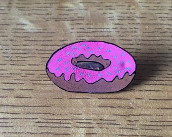 Donut badges