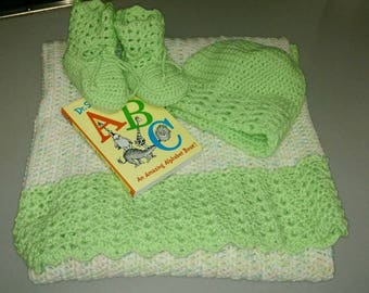 Custom Baby Gift Set