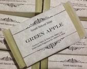 Green Apple Soap, Handmad...