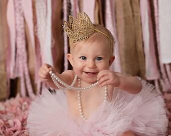 Cake Smash Outfit Girl Tutu, First Birthday Outfit Girl Tutu Skirt, SEWN Tutu, Tulle Skirt, Newborn Tutu, Baby Shower Gift 1st Birthday Tutu