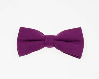 de MORÉ - Fuchsia bow tie