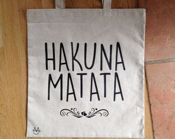 Tote bag made to order