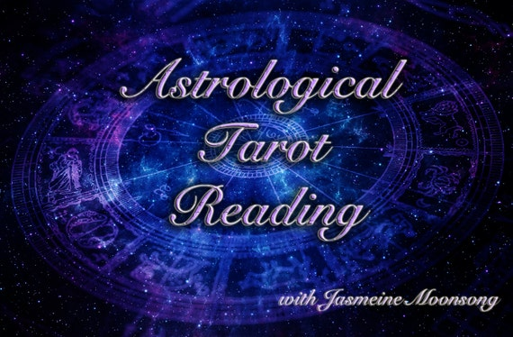Astrological Spread Tarot Reading