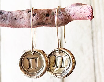 PI Dangle Earrings