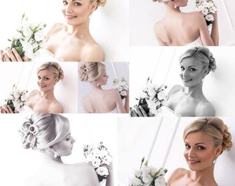 Photoshop Actions, 40 Wedding Photoshop Actions for Photographers