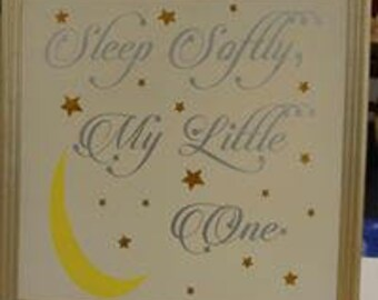 Sleep Softly My Little One