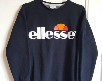 Ellesse Vintage early 90-00 80% cotton sweater size XS (XS/S).