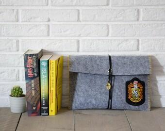 Book Sleeve Harry Potter Hogwarts House Hufflepuff