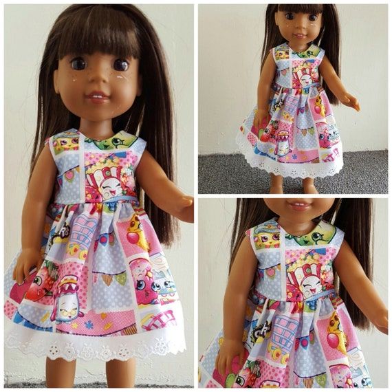 Shopkins Wisher Dress 14.5 Inch Doll