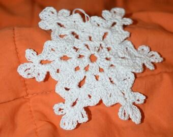 Diamond dust Snowflake