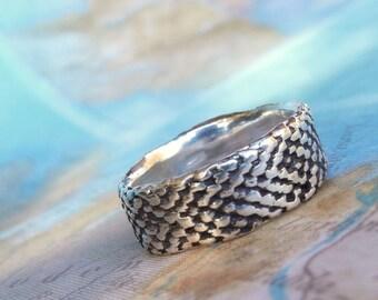 Woven Jewelry, Woven Ring, Knit Jewelry, Knit Ring, KNITTTED Jewelry, Thread Jewelry, Textured Jewelry Knit Texture Ring, Woven Ring Texture