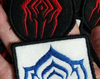 Warframe Lotus and Stalker  patches
