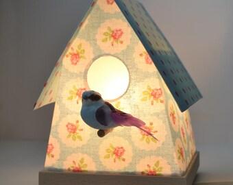 Children's lamp table House of Birds