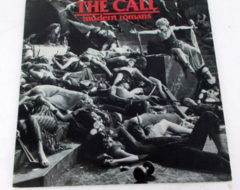 The Call Modern Romans Vinyl LP Record Mercury Mercury 422-810 307