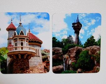 Disney Princess Magnet Set #1-READY TO SHIP