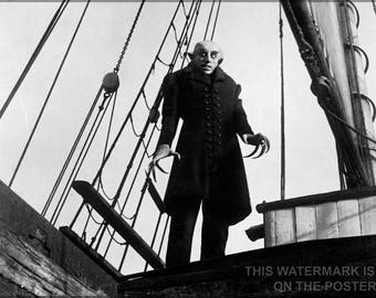Poster, Many Sizes Available; Nosferatu P1
