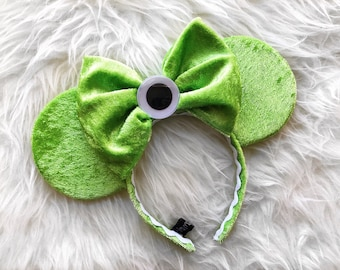 One eyed monster mouse ears