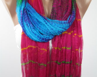 Mothers Day Gift For Her Fashion Scarf  Scarf Ombre Scarf Sarong       Gift Gift For Mom Holiday clothing gift