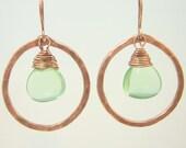 Seaside Palisades Natural Gemstone Copper