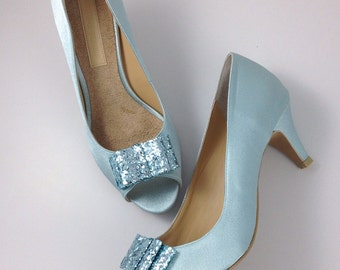 Related To This Item. Weddings Shoes Womenu0027s Wedding Shoes Something Blue  ...