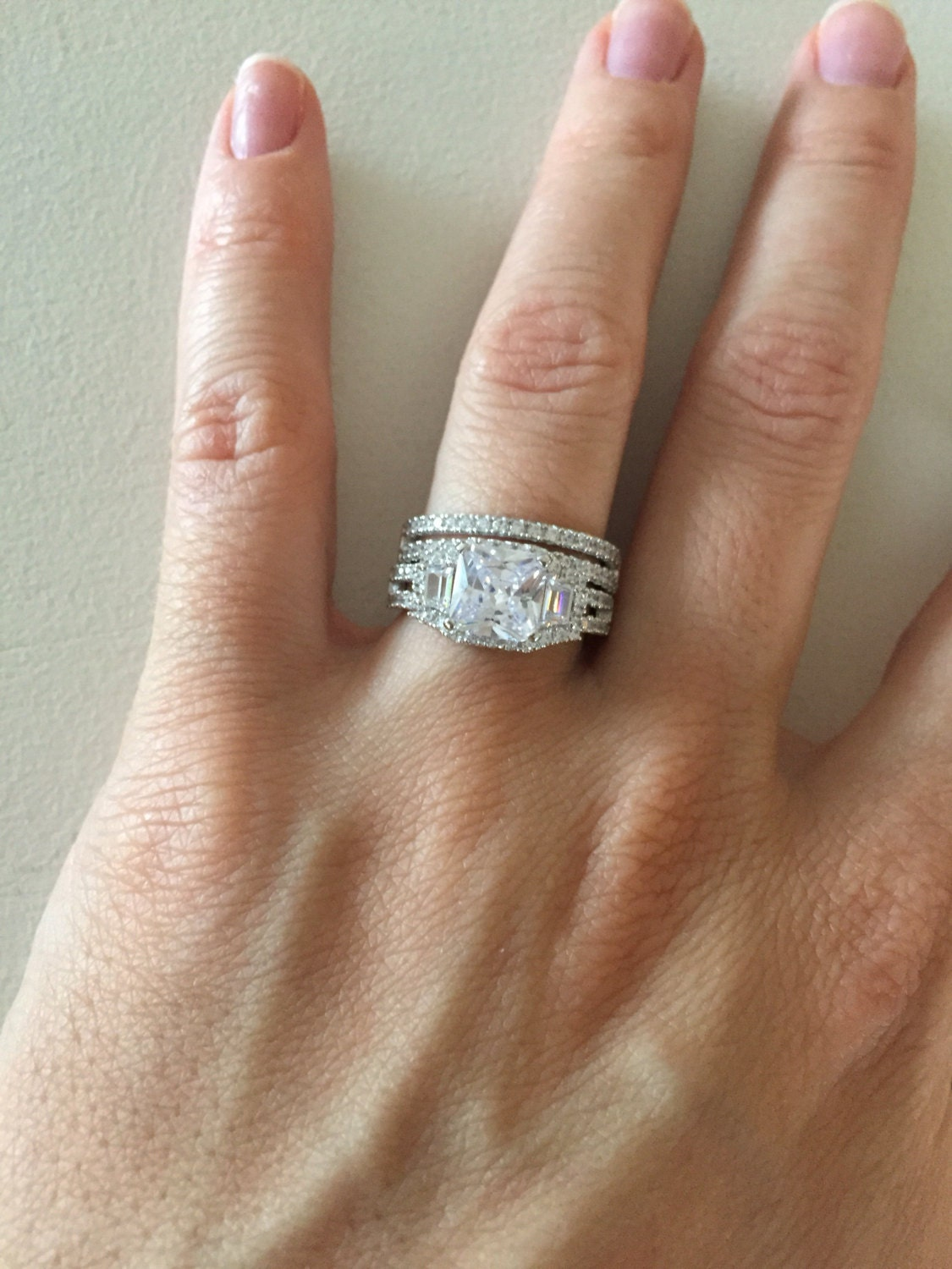 a double mounting with products band engagement fancy j inc rings two ring
