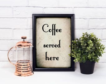 Coffee Picture, Coffee Print, Coffee Bar Decor, Coffee Kitchen Decor, Coffee Wall Art, Coffee Lovers Gift, Coffee Decor, Coffee Art Print