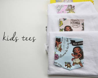 Create Your Own Kids Tees