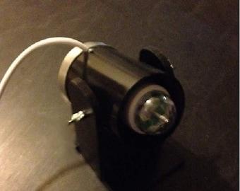 Rotating Lamp Projector