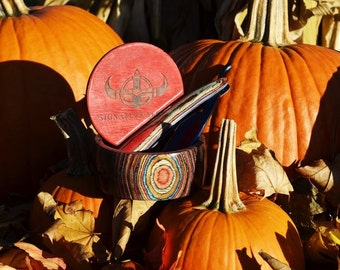 Shave Bowl The ARTTURI™ Pakkawood Signature Series