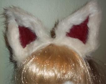 Holiday Fun Faux Furry Ear Headbands