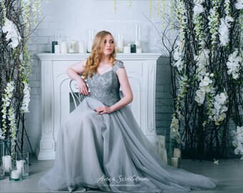 Plus Size Wedding Dress Bridesmaid Mother Of The Bride Evening 0037 2016
