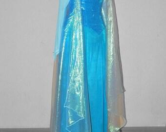 """Elsa """"Frozen"""". Animator-actor suit"""