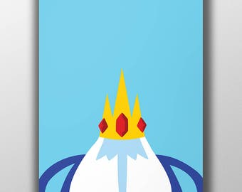 Simple Ice King // Adventure Time