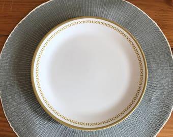 Syralite by Syracuse Honeycomb Dinner Plate