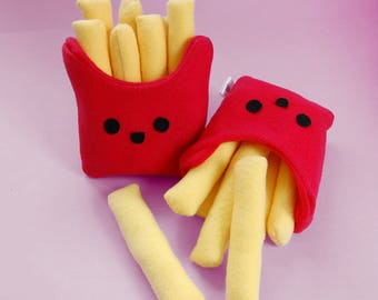 French Fry Plush