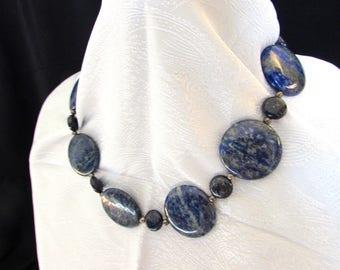 Lapis Midnight Necklace