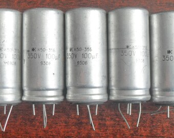 Vintage capacitor Old electronic parts Steampunk accessory Retro electronics Radio parts Scrap electronic Electric component Steampunk style